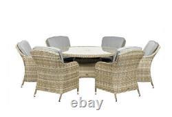 Luxury 6 Seater Garden furniture set