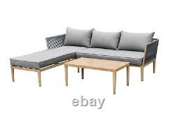 Pascal Garden Furniture High Qaulity, In or Outdoor 3 Sets to Choose From
