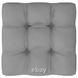 6 Set Jardin Outdoor Corner Canapé Lounge Banc Grand Cushions Chaises De Couture Bois