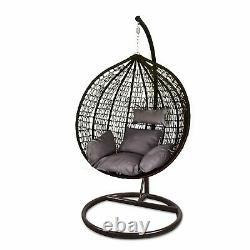 Chaise D'oeuf De Luxe, Chaise De Oscillation, Chaise Relaxante, Jardin, Patio