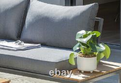 Meubles De Jardin Étroit Par Norfolk Loisirs Cueillis À La Main 2 Styles, De Haute Qualité